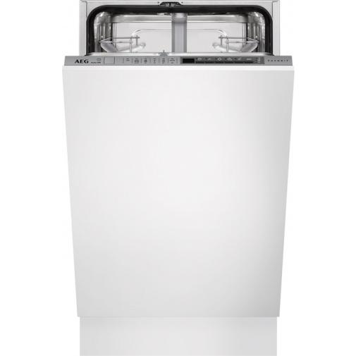 AEG Mastery FSE62400P Plně vestavná myčka nádobí šířka 45cm, A++, 9sad, AirDry