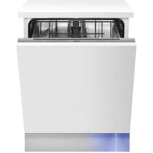 Amica MI 625 AB + DÁREK, Vestavná myčka nádobí 60cm, A++, 12sad, Systém HotAir
