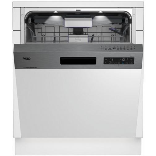 Beko DSN39430X Vestavná myčka s panelem 60cm, 14sad, A+++, IonGuard, GlassShield