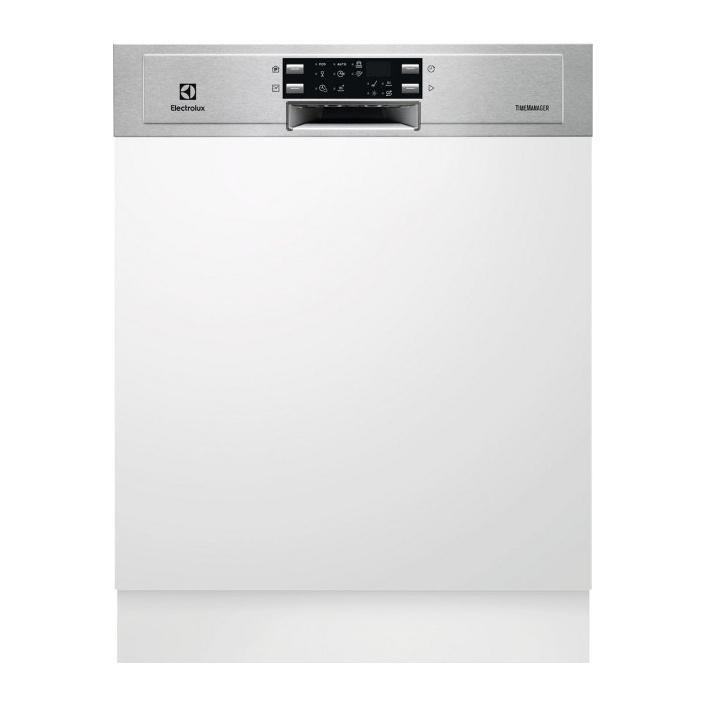 Electrolux ESI9500LOX Vestavná myčka nádobí s panelem 60cm, A++, AirDry, Příborová zásuvka + DÁREK
