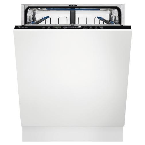 Electrolux 700 PRO GlassCare KEGB7320L Vestavná myčka nádobí QuickSelect 60cm, A+++, AirDry