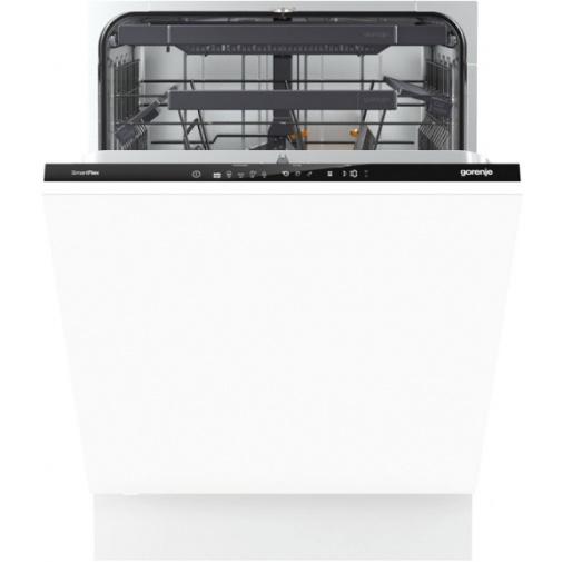Gorenje GV66262 Superior + AKCE, Plně vestavná myčka nádobí 60cm, A+++/A/A, TotalDry