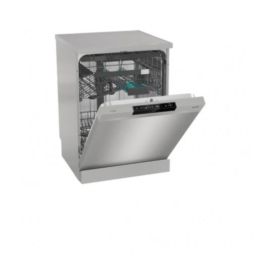 Gorenje GS671C60X Advanced Myčka nádobí nerez 60cm, 16sad, TotalDry, ExtraHygiene