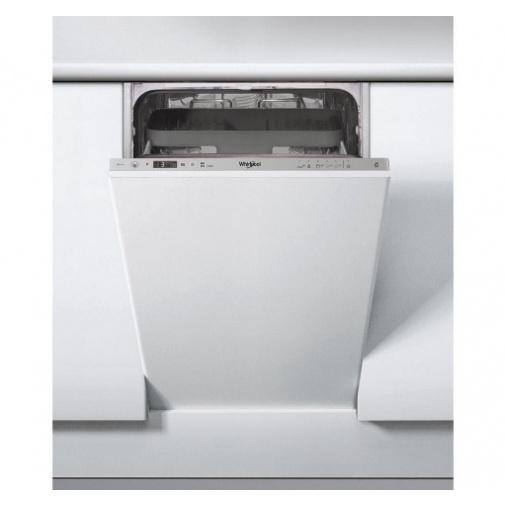 Whirlpool WSIC 3M27 C Plně vestavná myčka nádobí 45cm, A++, 10sad, 6.smysl