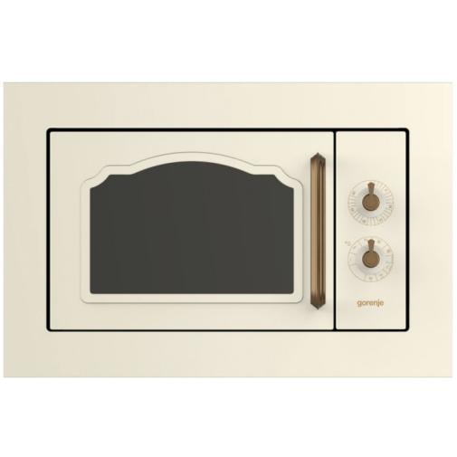 Gorenje BM235CLI Classico Retro vestavná mikrovlnná trouba bílá, slonová kost