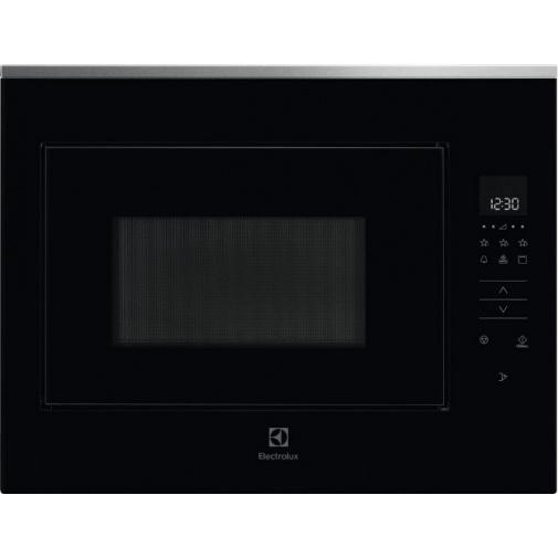 Electrolux KMFD264TEX 800 FLEX TouchOpen Vestavná mikrovlnná trouba s grilem, černá