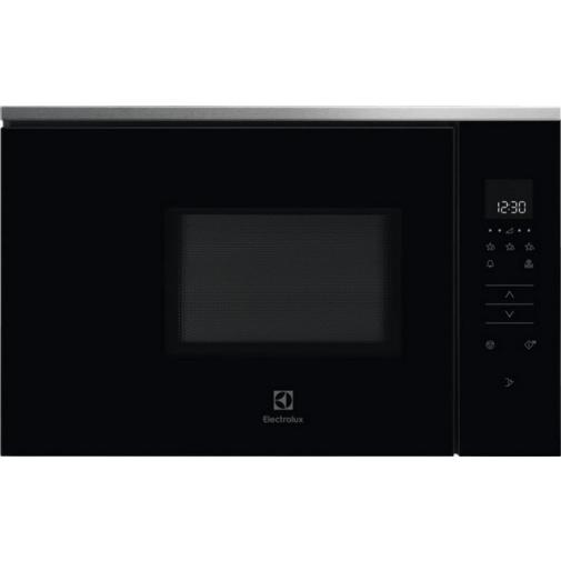 Electrolux KMFE172TEX 800 FLEX TouchOpen  Vestavná mikrovlnná trouba, černá, 17litrů