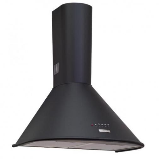 CATA Q Černá 900 + Dárek%, Komínová digestoř černá 90cm, 645m3/hod