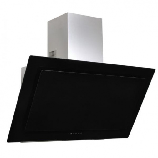 Cata Empire VIP KD 526060 + DÁREK, Digestoř komínová 60cm, nerez/černé sklo + dálkové ovládání
