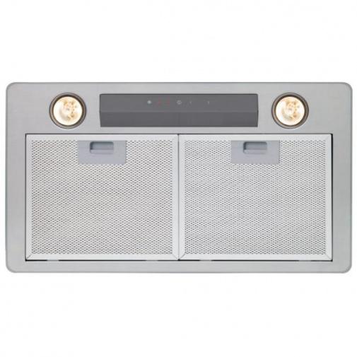 Cata GL 45 Nerez 450 + AKCE, Digestoř vestavná do skříňky 60cm, 700m3/hod