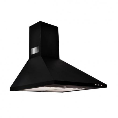Cata Empire KD 317060 Černá, Digestoř komínová 60cm, 405m3/hod