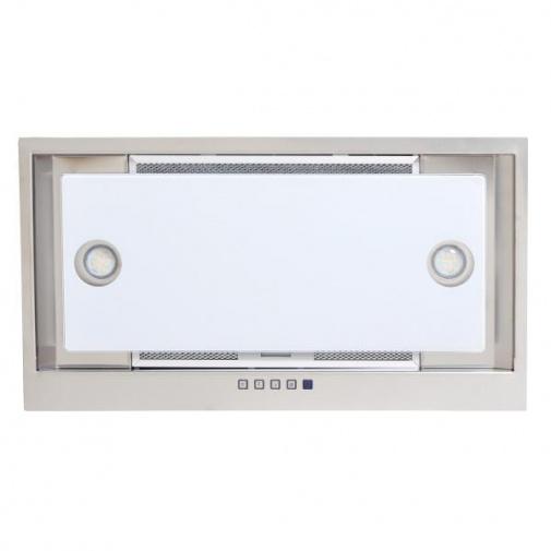 Cata EMPIRE VD 211060 Vestavná digestoř bílá 60cm + zpětná klapka a dálkové ovládání