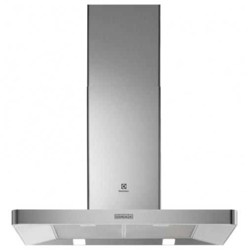 Electrolux EFB90460OX 600 FLEX LEDSpot Odsavač par komínový 90cm, nerez