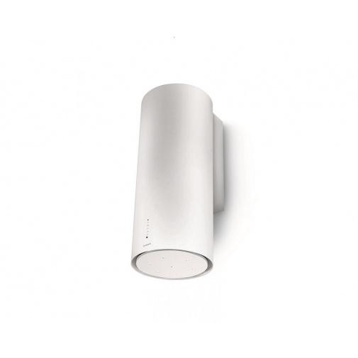 Faber Cylindra Gloss Plus EV8 WH A37 + AKCE a Záruka 5 LET, Digestoř válcová komínová bílá
