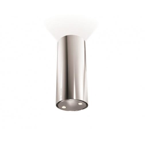 Faber Cylindra Isola EV8 X A37 + AKCE, Digestoř komínová válcová 37 cm, nerez