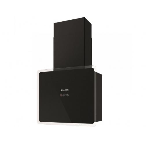 Faber Glam-Fit BK A55 + AKCE a Záruka 5 LET, Komínová digestoř 55cm, černá