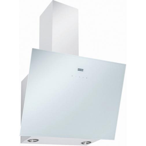 Franke FPJ 615 V WH A + Dárek%, Digestoř komínová 60cm, Bílé sklo