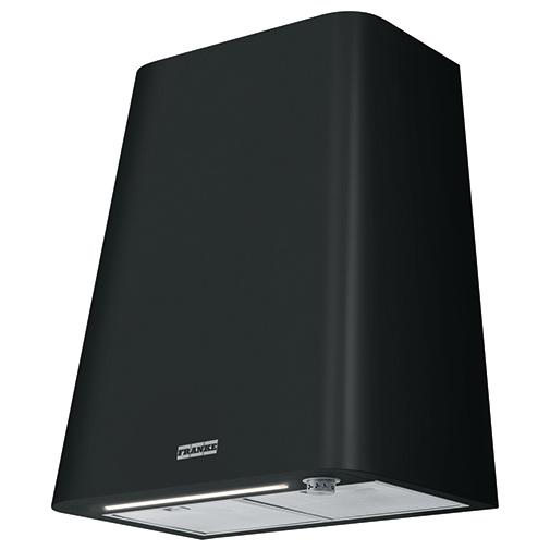 Franke FSMD 508 BK černá + Dárek%, Digestoř komínová designová 50cm