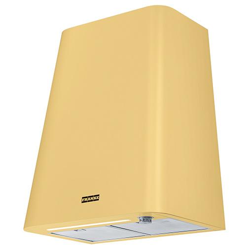Franke FSMD 508 YL žlutá + DÁREK, Digestoř komínová designová 50cm