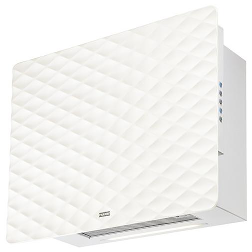 Franke Impress 603 WH bílá + DÁREK%, Digestoř komínová designová 60cm