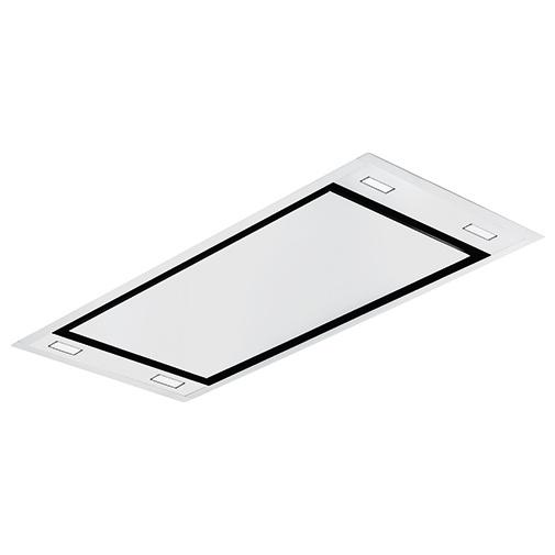 Franke Maris Flat Ceiling FCFL 906 WH + DÁREK%, Stropní odsavač par 90cm, Bílá