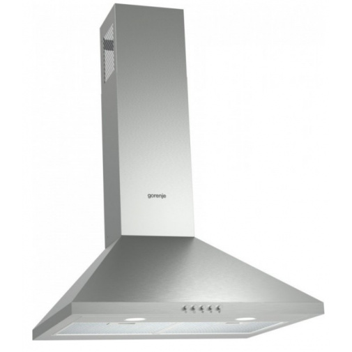 Gorenje WHC623E16X Essential Komínová digestoř nerez 60cm, 505m3/hod