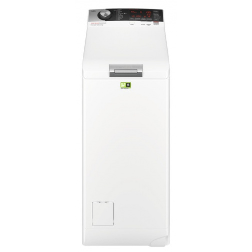 AEG ProSteam LTX7C562C Parní pračka s horním plněním, kapacita 6kg, Time Manager