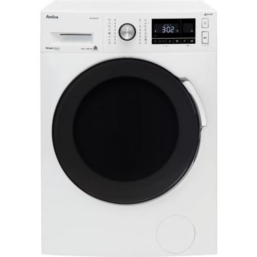 Amica PPS 8423 W + AKCE, Pračka předem plněná úzká A+++, 8kg, 1400ot/min, hl.47cm