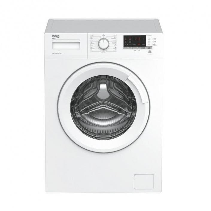 Beko WRE7512XWW Pračka s předním plněním A+++,7kg