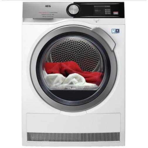 AEG T9DBA68SC FiberPRO 3DSCAN Sušička prádla s tepelným čerpadlem, kapacita 8kg