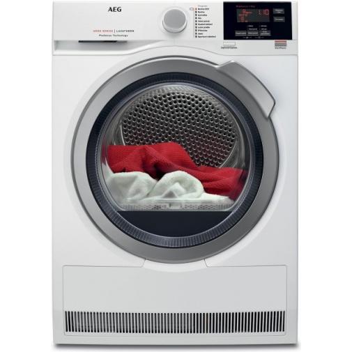 AEG ProSense T6DBG28SC Sušička prádla kondenzační s kapacitou 8kg