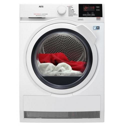 AEG AbsoluteCare T8DBG48WC Sušička prádla s tepelným čerpadlem, kapacita 8kg