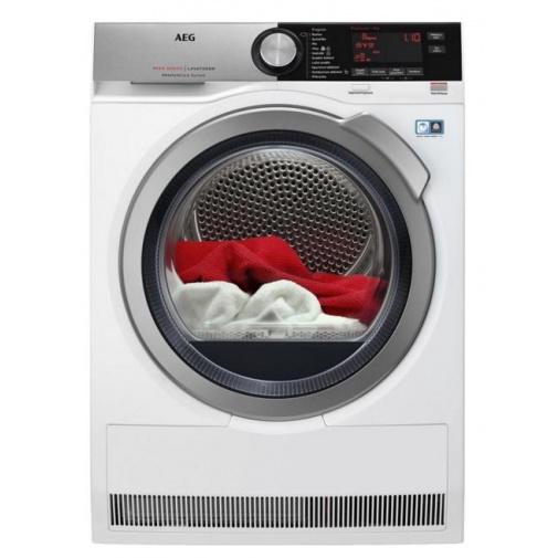 AEG AbsoluteCare T8DEC68SC Sušička prádla s tepelným čerpadlem, kapacita 8kg
