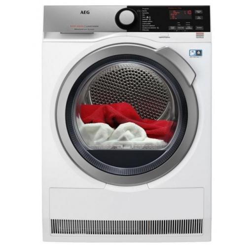 AEG T8DEE68SC AbsoluteCare Sušička prádla s tepelným čerpadlem a kapacitou 8kg