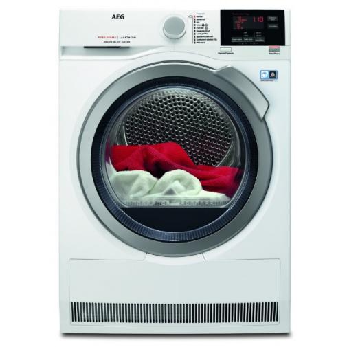 AEG AbsoluteCare T8DEG48SC Sušička prádla s tepelným čerpadlem, A++, kapacita 8kg