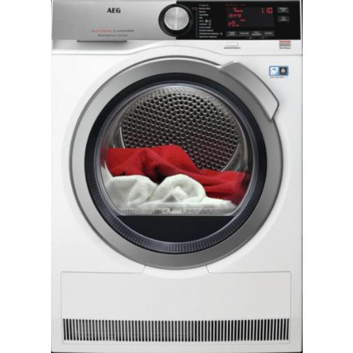 AEG AbsoluteCare T8DBC49SC Sušička prádla s tepelným čerpadlem, A+++, 8KG