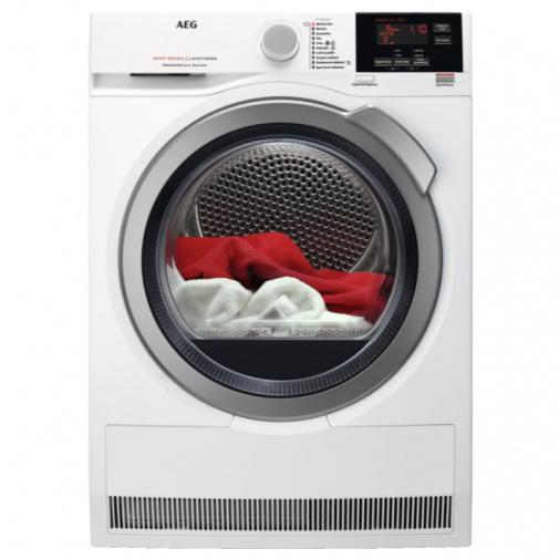 AEG T8DBG68SC AbsoluteCare Sušička prádla s tepelným čerpadlem, kapacita 8kg