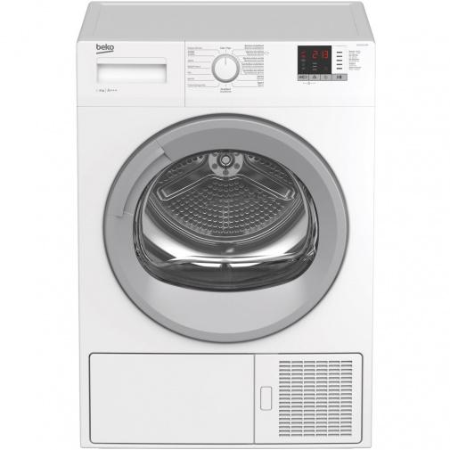 Beko EDS 7512CSGX Kondenzační sušička prádla s tepelným čerpadlem 7kg