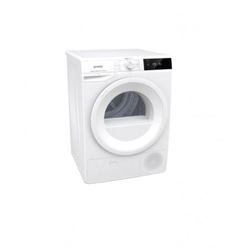 Gorenje D2E73L/G Essential Sušička prádla s tepelným čerpadlem, kapacita 7kg, Anticrease