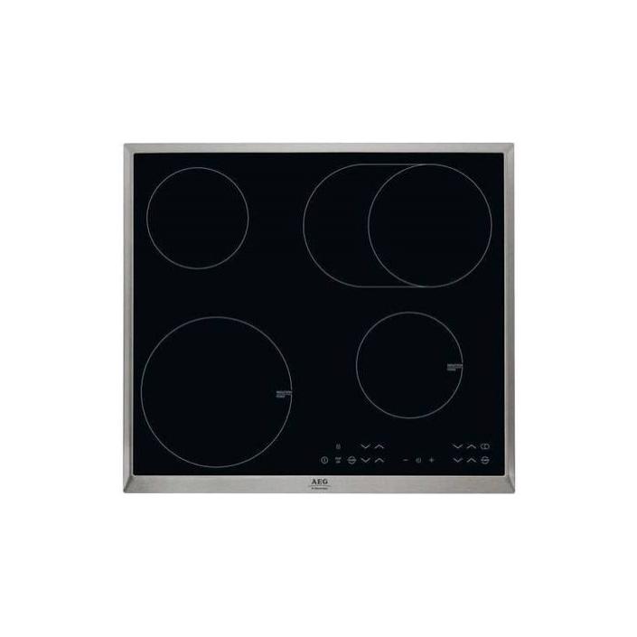 AEG Mastery HK634150XB Kombinovaná indukční a sklokeramická deska + Dárek