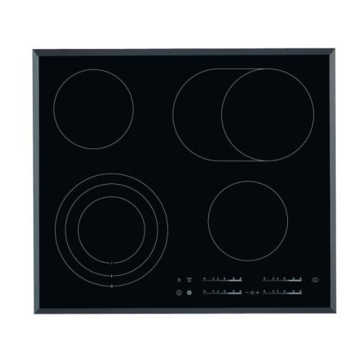 AEG Mastery HK654070FB sklokeramická deska DirectTouch