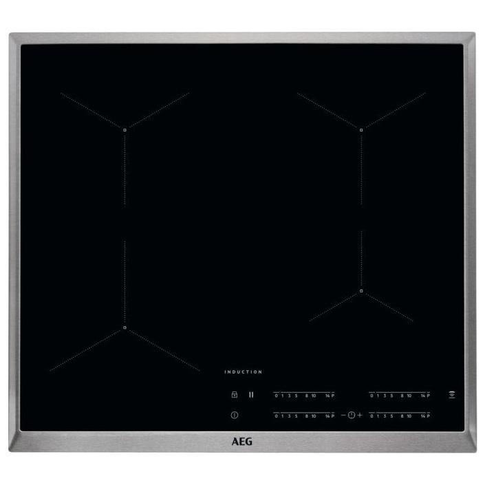 AEG Mastery IKB64431XB Indukční deska 60cm, Windmill, Hob2Hood