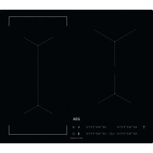 AEG IKE64441IB Mastery Indukční deska 60cm, Windmill / Bridge