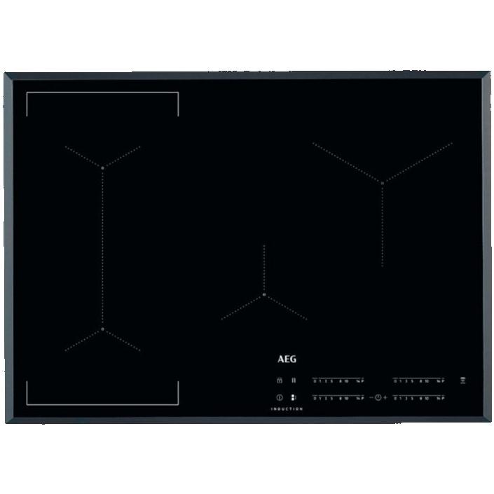 AEG Mastery IKE74441FB Indukční deska se šířkou 68 cm, Windmill / Bridge