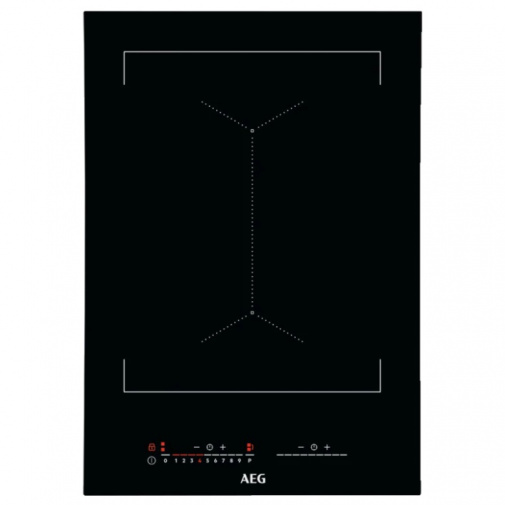AEG IKE42640KB Mastery Bridge Varná deska indukční Domino/Crystal line dvouplotýnková