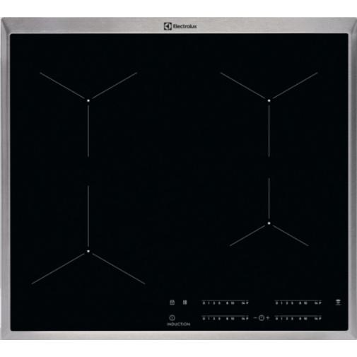 Electrolux Serie 300 EIT60443X Indukční varná deska, Windmill, Hob2Hood