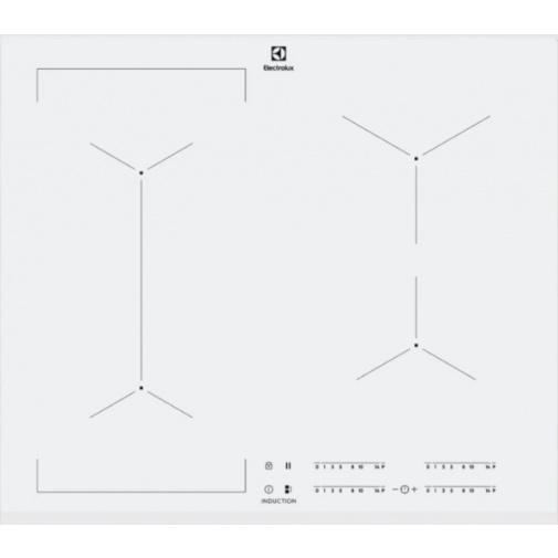 Electrolux EIV63440BW 700 FLEX Bridge Indukční deska bílá 60cm, Windmill - Bridge