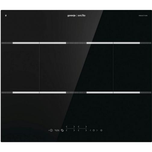 Gorenje IT646ORAB ORA-ITO II Indukční varná deska černá 60cm, AreaFlex, PowerBoost