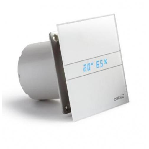 CATA e120 GTH Ventilátor nástěnný 120mm, LED display, mikroventilace