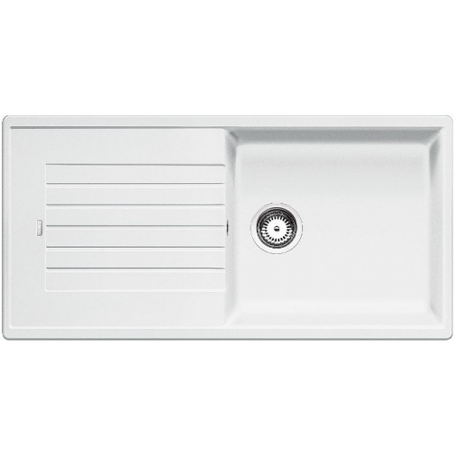 Blanco ZIA 5 S Silgranit bílá granit /520515/ + DÁREK, Kuchyňský dřez (bez excentru)